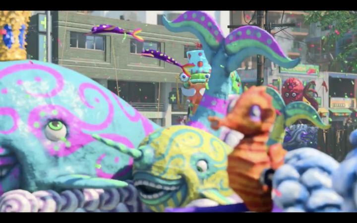 CoD:BO4:ウォーターパークが舞台のBO3マップ「Splash」が復活?第5弾ティザー映像が公開