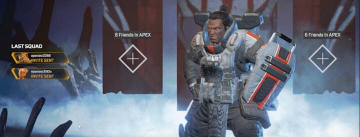 エーペックスレジェンズ: アップデート1.1配信、共に戦ったプレイヤーの招待やチート対策強化など