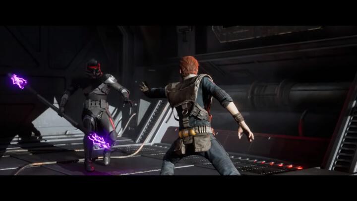 「Star Wars ジェダイ:フォールン・オーダー」 — 公式発表トレーラー 0-15 screenshot