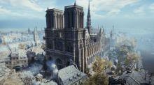 UBIが火災で焼けたノートルダム大聖堂が登場する『アサシン クリード ユニティ』を期間限定で無料配布、約6300万円寄付