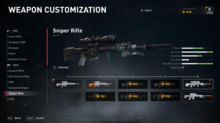 WWZ weapon upgrade