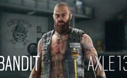 レインボーシックス シージ:Banditのエリートスキン「アクスル13」販売開始、バックストーリーも公開