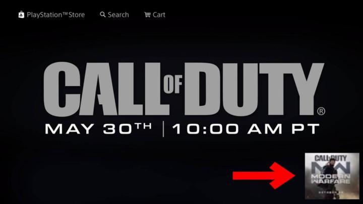 2019 版 CoD 公式リーク:タイトルは『Call of Duty:Modern Warfare』で発売日は10月 [UPDATE]