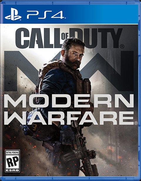 CoDMW- Call of Duty:Modern Warfare(コールオブデューティー モダン・ウォーフェア)