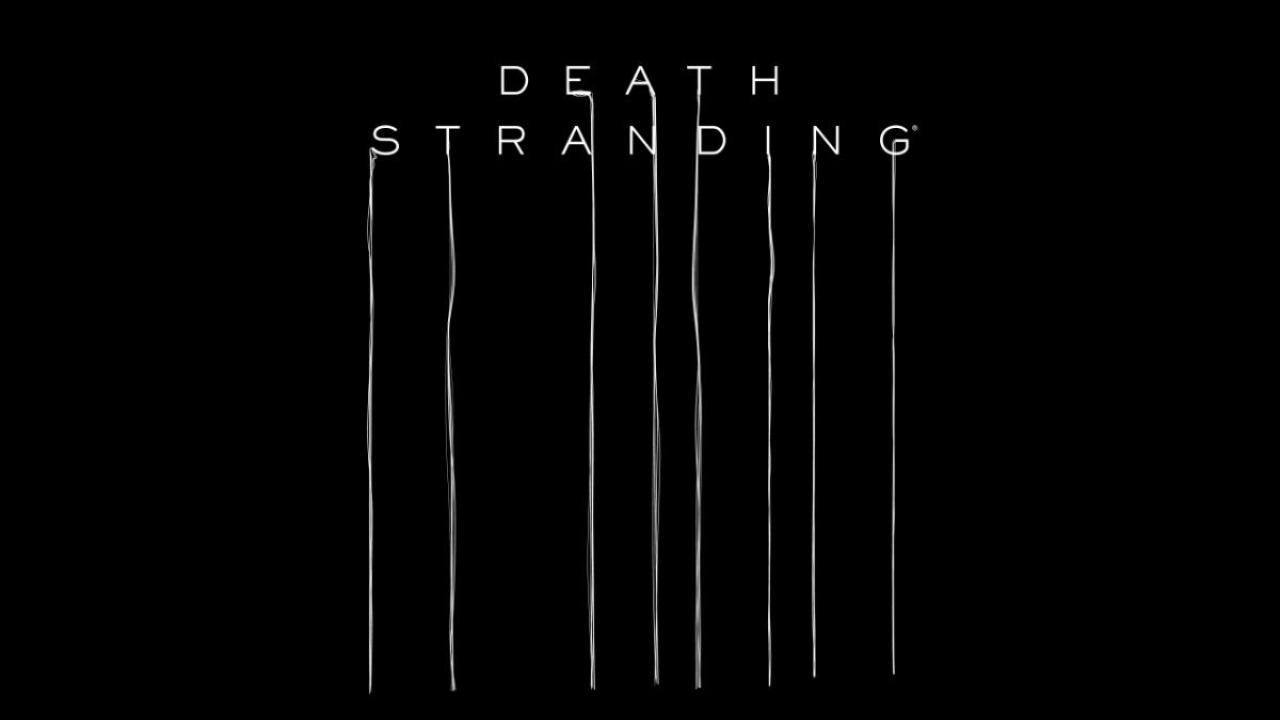 DEATH STRANDING(デス・ストランディング logo