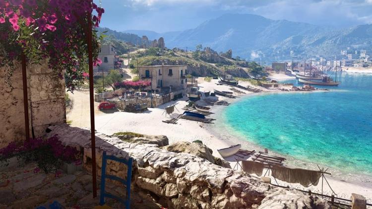 BFV:地中海に浮かぶクレタ島を舞台にした新マップ「Mercury」、5月30日登場