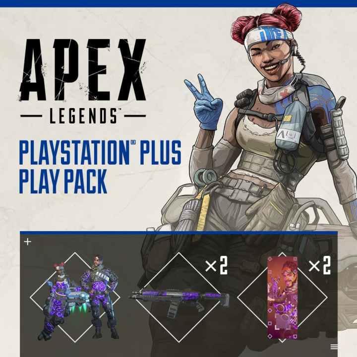ps plus pack apex