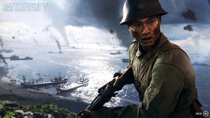 BFV:日本兵