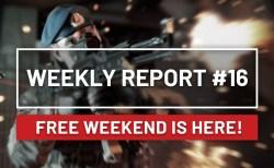 第三次世界大戦FPS『World War 3』:6月21日よりフリーウィークエンド開催、40%オフセールも実施中