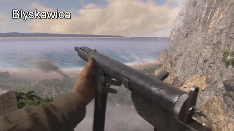 CoD:WWII:5種の新武器 KG M-21・ブリスカヴィカ・Erma EMP・LAD Machine Gun・WZ. 35 追加、7月には新武器用の契約が登場
