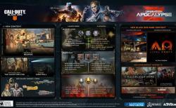 "CoD:BO4: 新作戦「作戦名: アポカリプスZ」トレーラー公開、""リーパー""やBO1マップ復活、3種の新武器、"