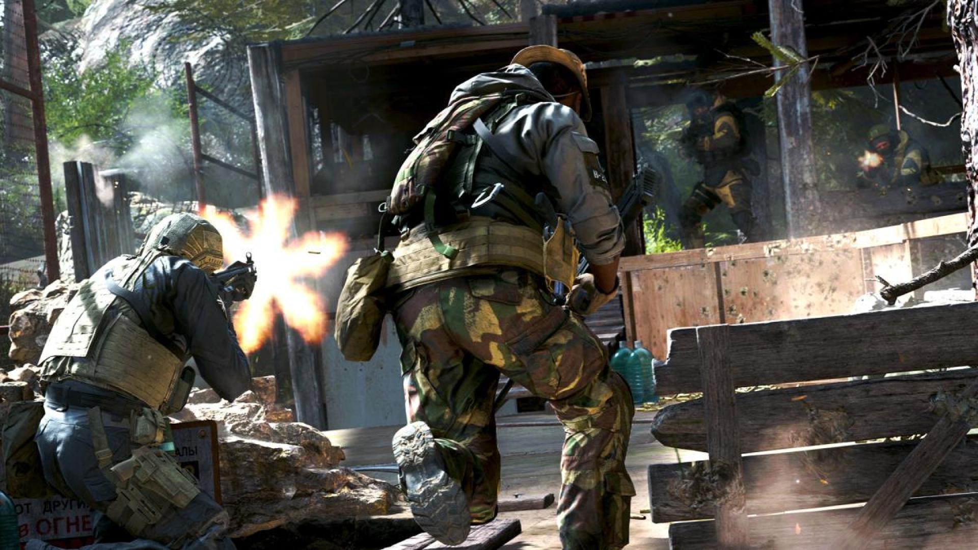 CoD:MW:ついにマルチプレイヤーのゲームプレイ映像が公開、新モード「ガンファイト」について