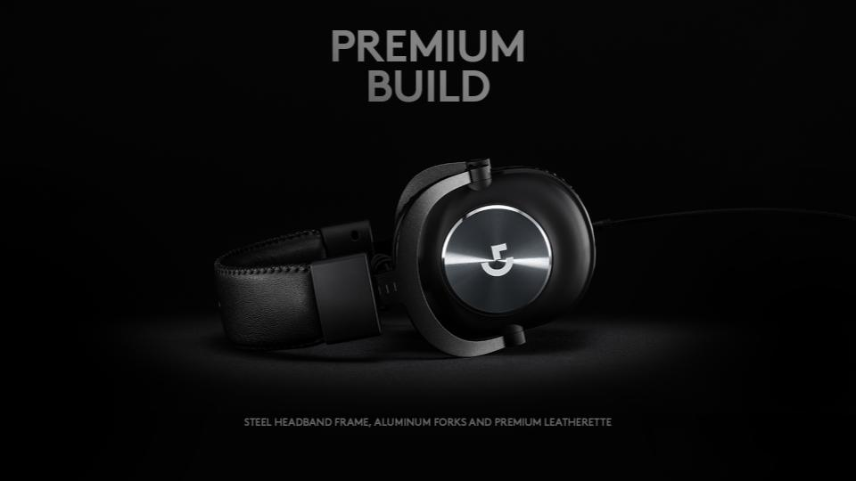Logitech PRO X ゲーミングヘッドセット
