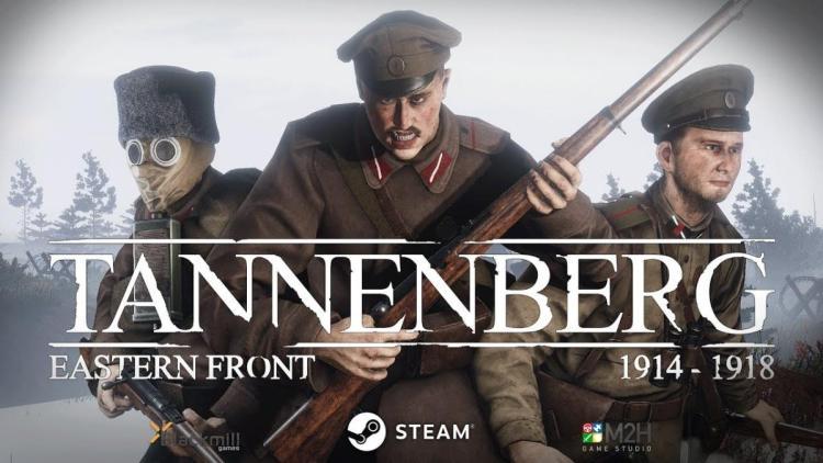 """リアルでゴアな第一次世界大戦FPS『Tannenberg(タンネンベルク)』:ラトビアを舞台にした無料DLCを7月24日配信、新マップや日本製の新武器""""有坂銃""""など"""