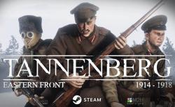 """リアルでゴアな第一次世界大戦FPS『Tannenberg(タンネンベルク)』:無料DLCを24日配信、ラトビアを舞台にした新マップや日本製の新武器""""有坂銃""""など"""