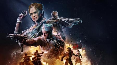 CoD:BO4:アップデート1.20配信、PS4での新作戦「アポカリプスZ」が開始 / 新スペシャリスト / 新マップ / 新モード / 新武器 / ゾンビ「Alpha Omega」など