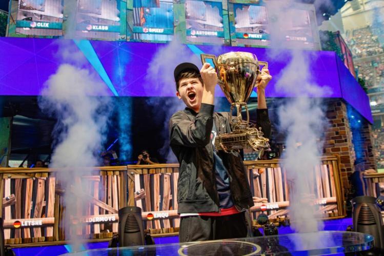 公式大会「フォートナイト ワールドカップ」結果、ソロ大会では16歳の少年が優勝し約3.2億円獲得