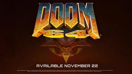 20年以上前の『DOOM 64』が蘇る、まずはNintendo Switch版発表