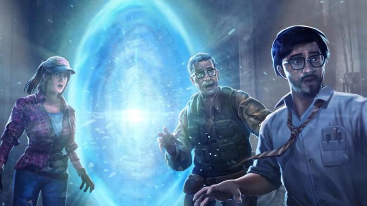 CoD:BO4:ゾンビ「エーテルの物語」最終章は9月24日配信、ヴィクティスの4人が復活するトレーラー公開