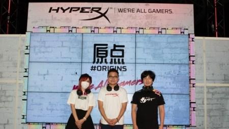 HyperXが新ゲーミングデバイス製品を一挙発表、3Dオーディオ対応ヘッドセットや日本語配列メカニカルキーボードなど