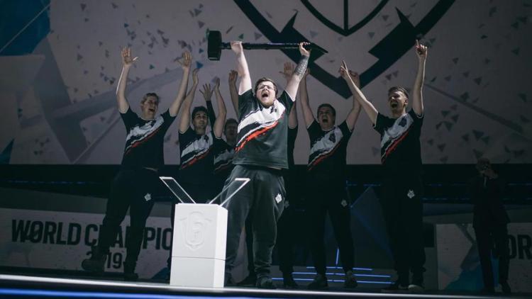 レインボーシックス シージ:世界大会「Six Invitational 2020」の開催日が決定、チケット販売は日本時間10月9日から