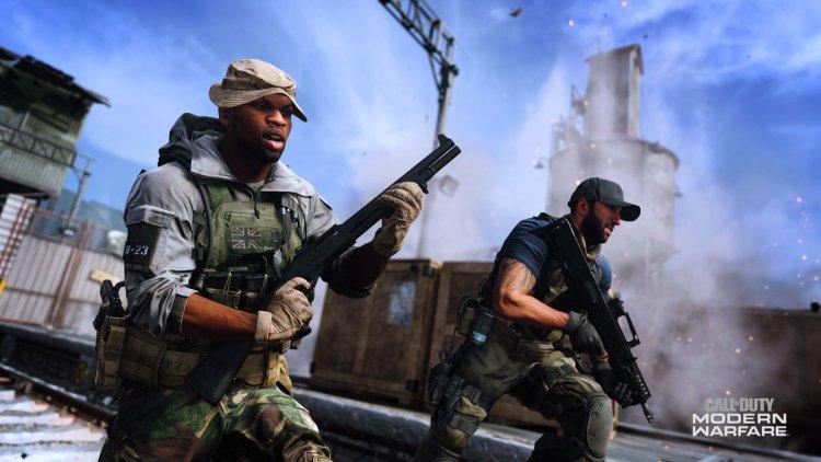 『CoD:MW』初週の店舗売上本数は前作『CoD:BO4』の約1.4倍、『CoD:WWII』には及ばず(英)