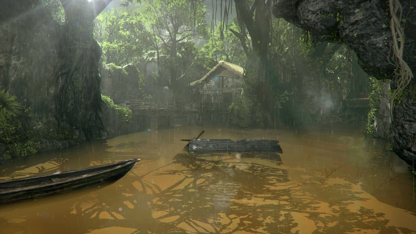 Jungle Flooded