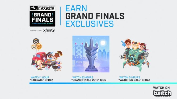 オーバーウォッチリーグ 2019:グランドファイナルはタイタンズvsSFショックに決定、ゲーム内スプレーが貰えるキャンペーンも