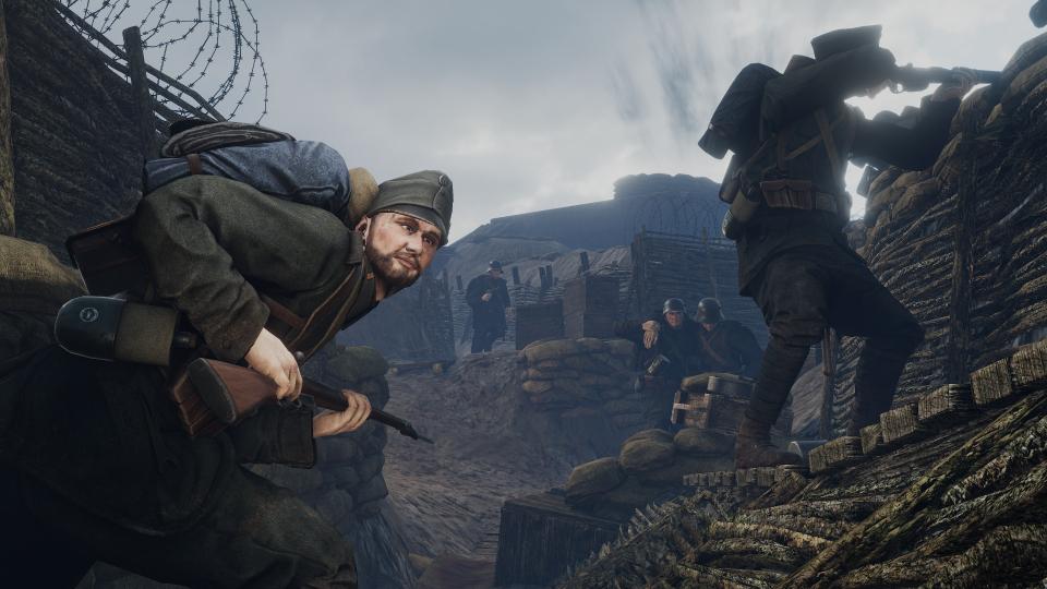 第一次世界大戦を描いたリアル志向ゲーム『Tannenberg』に新マップ「Ukraine」登場