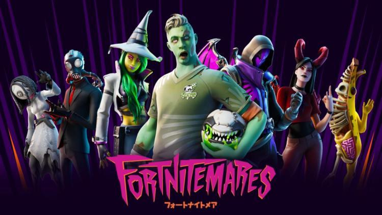 フォートナイト:期間限定イベント「フォートナイトメア2019」開始、2v2「ガンフライト」など3つのコミュニティ制作ゲームが登場