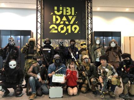「UBIDAY2019 大阪」レポート:台風にも負けないファン交流の最前線