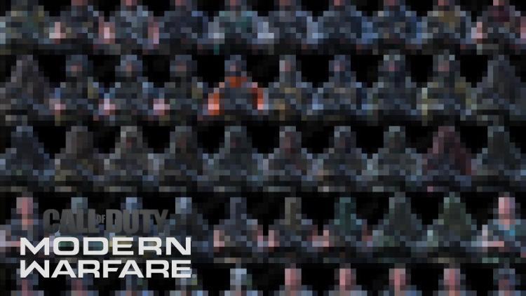 [噂] CoD:MW:600種以上の外観アイテム発掘、スキンや武器設計図、アニメーションカード、腕時計など
