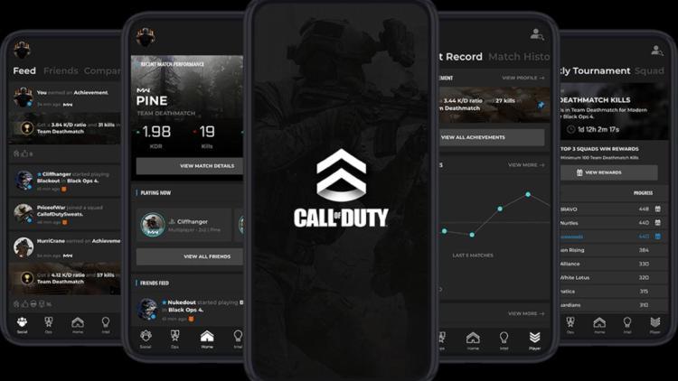 CoD:BOCW:公式アプリ『Call of Duty Companion App』からトーナメントに参加して限定コーリングカード&2XPトークンゲットしよう