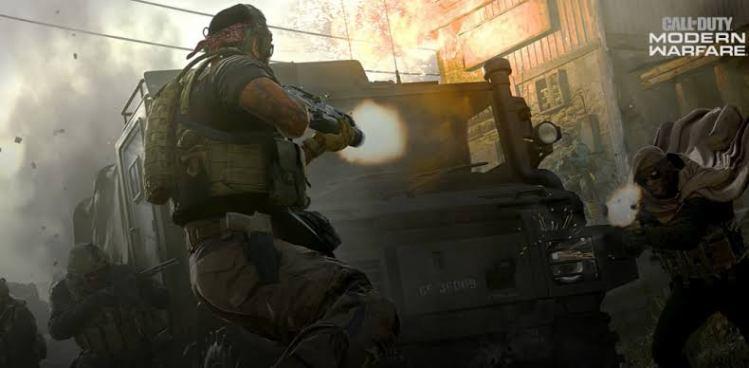 CoD:MW:デス後に敵の位置を確認できる凶悪観戦バグ修正中
