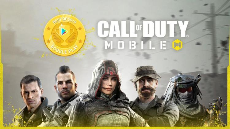 CoDモバイル:Google Playのユーザー投票で最優秀賞受賞! 海外ではベストゲームも獲得