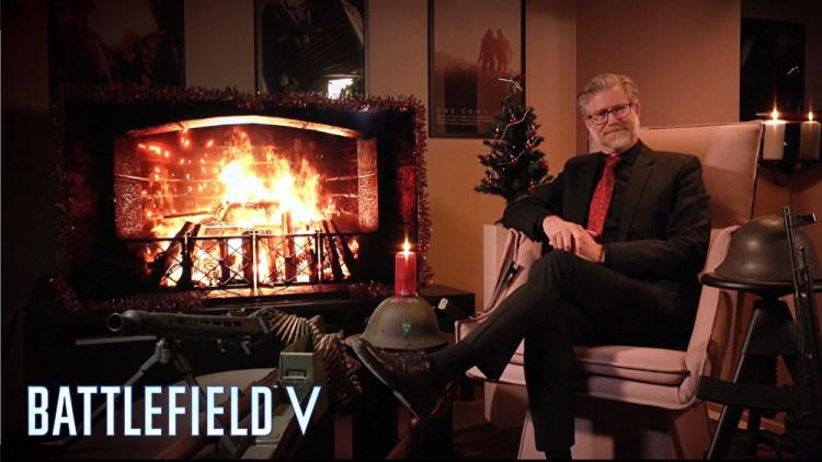 BFV:DICE年末休暇へ、Lars Gustavsson氏より1年間を振り返るホリデーメッセージ