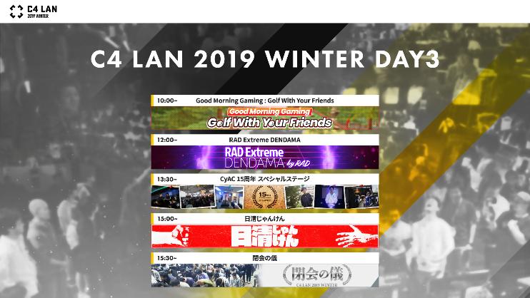 c4 lan day3
