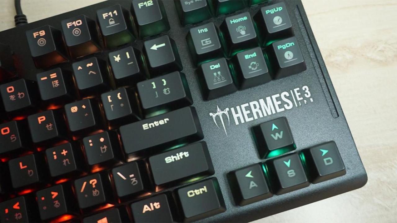 """GAMDIAS """"HERMES P1B""""、""""HERMES E3"""""""
