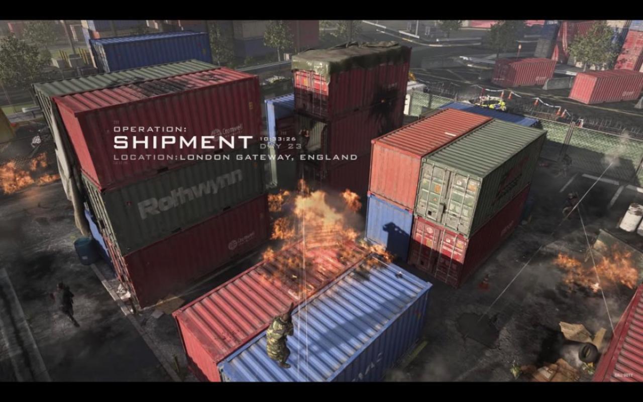 Multiplayer Shipment