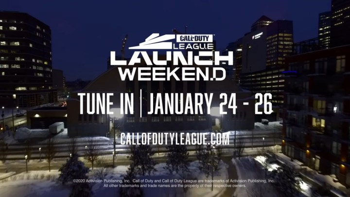 CoD:MW:公式eスポーツリーグ「Call of Duty League」開幕、フランチャイズ制度・スケジュール・出場全12チームを解説