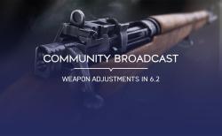 BFV:武器バランス調整続報!アップデート6.2は3月4日水曜日実装 アイキャッチ