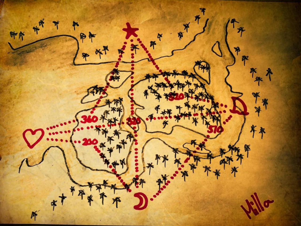 BFV:Solomon Islandsの宝の地図公開!2カ月も見つかっていないイースターエッグの大ヒントが発表