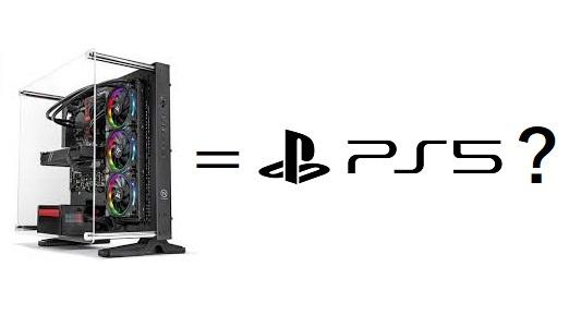 PS5:プレイステーション5のスペック、単純計算で20万円超えのゲーミングPC? アイキャッチ