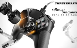 PS4公認プロコントローラー「eSwap Pro Controller」3月27日発売、追加モジュールでカスタム可能