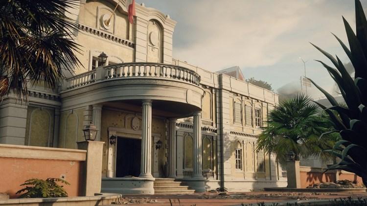 レインボーシックス シージ:マップ「領事館」が突然真っ暗に停電?!Ubisoftがバグと発表
