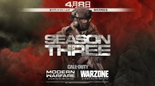 CoD:MW:シーズン3詳細&トレーラー公開、4月8日から全プラットフォームで開幕