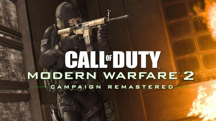 CoD:MW2R:『Call of Duty: Modern Warfare 2 Campaign Remastered』が海外PS Storeで販売開始、Xbox/PC版は4月30日リリース