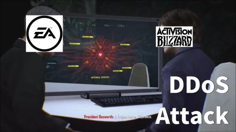 『Call of Duty』『Overwatch』『Apex Legends』がサイバー攻撃に、サーバーに繋がらないのはDDoS攻撃が原因