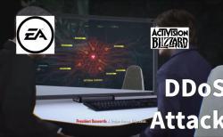 Activision BlizzardやEAなどゲーム会社がサイバー攻撃に、サーバーに繋がらないのはDDoSが原因 アイキャッチ