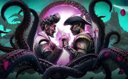 ボダラン3:DLC第2弾「愛と銃と触手をぶっ放せ!ウェインライトとハマーロックの結婚式」レビュー、ボダランなのに驚くほどの純愛ストーリー